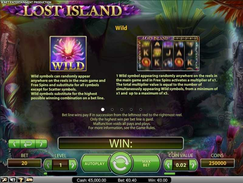 Islands Casino Lost - 419555