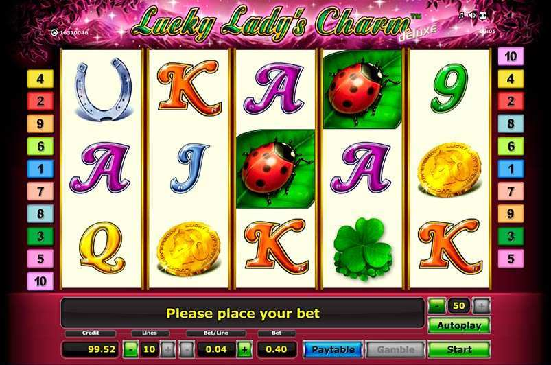 Lucky Lady Charm - 945557