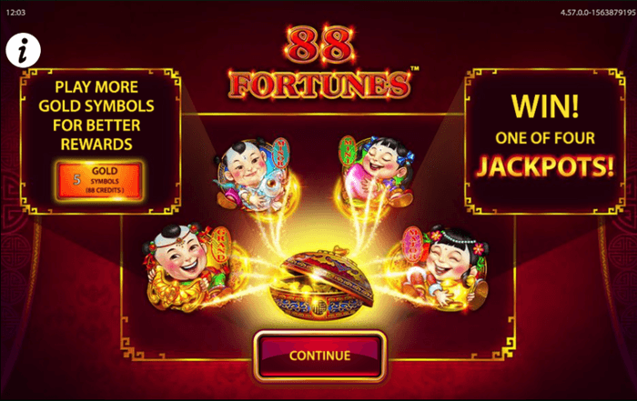 Fortune Jackpot - 48173