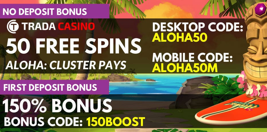 50 free Spins - 129905