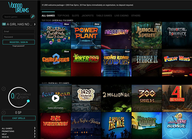 Spin Casino download - 289743